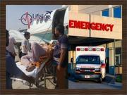 Lifeline Air Ambulance in Chennai Departure in ICU Enabled Service