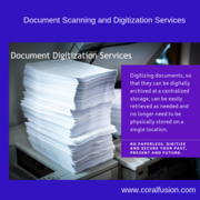 Document Scanning and Digitization services in Chennai