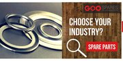 Choose your industrial spare parts trouble-free right now.