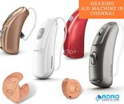 Hearing aid machine in Chennai