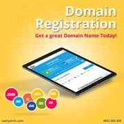 Domain Name Registration In India | Sathya Technosoft