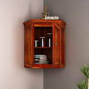 Sale!! Best wall cabinet designs avail at WoodenStreet