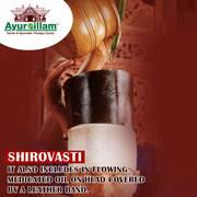 Shirovasthi Treatment in Chennai - Ayurillam