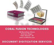 Document Scanning Services in chennai Tamilnadu