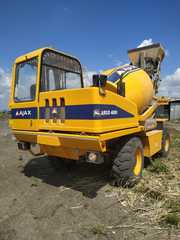 ARGO 4000 CONCRETE MIXER ON RENT