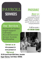 payroll outsourcing services provider