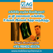 AG Mobile X-Rays in Chennai