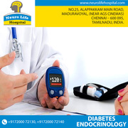 Diabetes endocrinology | Neurologist in Chennai