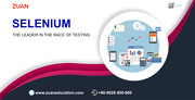 Selenium Training Course in Chennai | Zuan Education