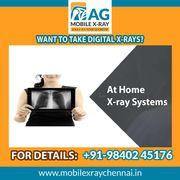 Mobile X Ray Services In Chennai | Digital X Ray In Chennai