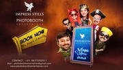 Open Photobooth in Chennai - Photo Booth Entertainer