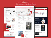 eGovenz - City Government WordPress Theme