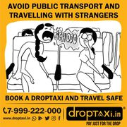 Book One Way Drop Taxi in Chennai from DropTaxi