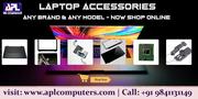 Laptop Spares Online Store at www.aplcomputers.com/shop