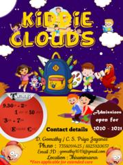 Kiddie Clouds (Creche) at Thiruninravur