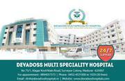 best cancer treatment hospital in Madurai