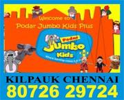 Podar Jumbo Kids Plus | 8072629724 | Kilpauk Chennai | 1111 | Preschoo