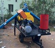 Fully Automatic CLC Foam Concrete Block Making Machine