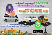 LAUNCHING ABC TAXI SERVICES