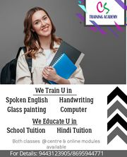 Spoken English class in Tirunelveli