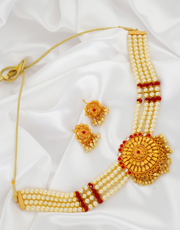 Get Online Collection of Latest choker set Online