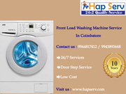 Bosch Washing Machine Repair and Service Centre in Coimbatore