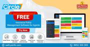 Insurance Policy Management System for Agents | Circle 7 | Sathya Tech