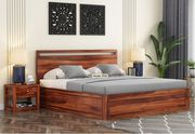 Buy Now!!! Wooden Box Beds at 40% Discount prices