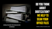 SCAN YOUR OFFICE DOCUMENTS