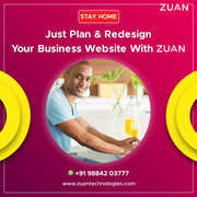 Redesign your Website with Zuan Technology