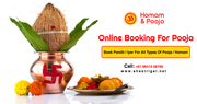 Online Puja Services Booking Chennai - Including Puja Materials