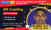 Best JEE Coaching Classes For NRI & Indian Students
