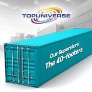 40ft Dry Van Container For Sale | Chennai
