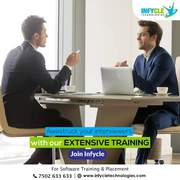 No.1 Oracle DBA Training in Chennai | Infycle Technologies