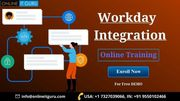 Workday online integration course india | workday integration online