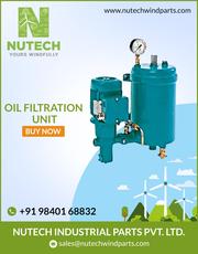 Nutech Wind Power Parts - Oil Filtration Unit