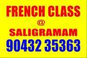 French language coaching center