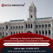 Best Immigration Consultants in Chennai,  Novus Immigration Chennai