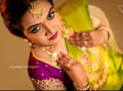 Bridal makeup  | Plsh Unisex salon