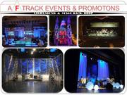 A F TRACK EVENTS MANAGEMENT COMPANY 9827180012,  9329380012